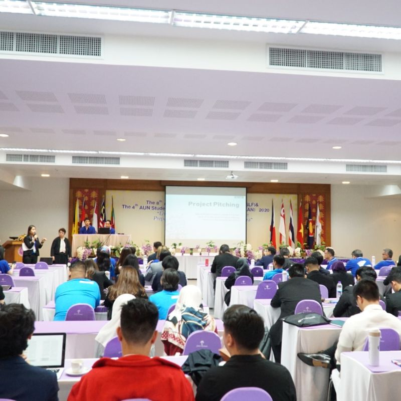 The 8th ASEAN Student Leaders Forum